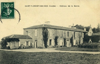 Le bailly de la falaise for Le pavillon de bailly
